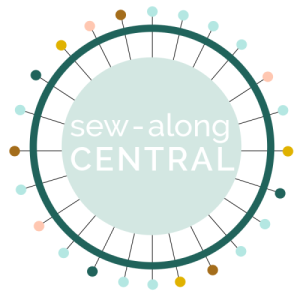 sew along CENTRAL newsletter
