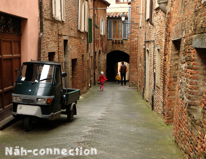 Citta della Pieve in Italy (travel-tip by Näh-Connection)