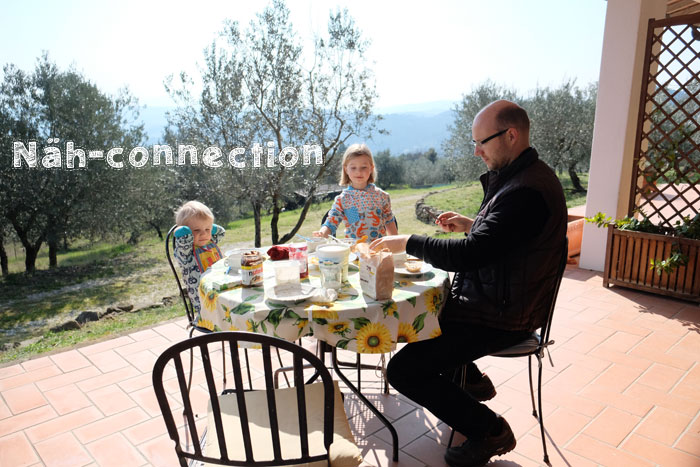 Where to stay in Umbria? Travel tip by Näh-Connection: Podere Schiopello