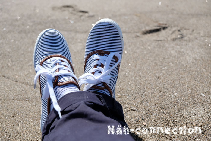 A day at the beach (Travel tip by Näh-Connection)