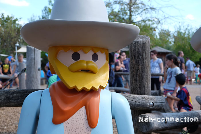 Travel Tip by Näh-connection: Playmobil Funpark