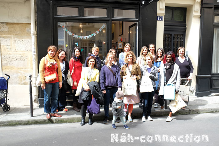 2015 in review: Näh-Connection - Paris Sew Social