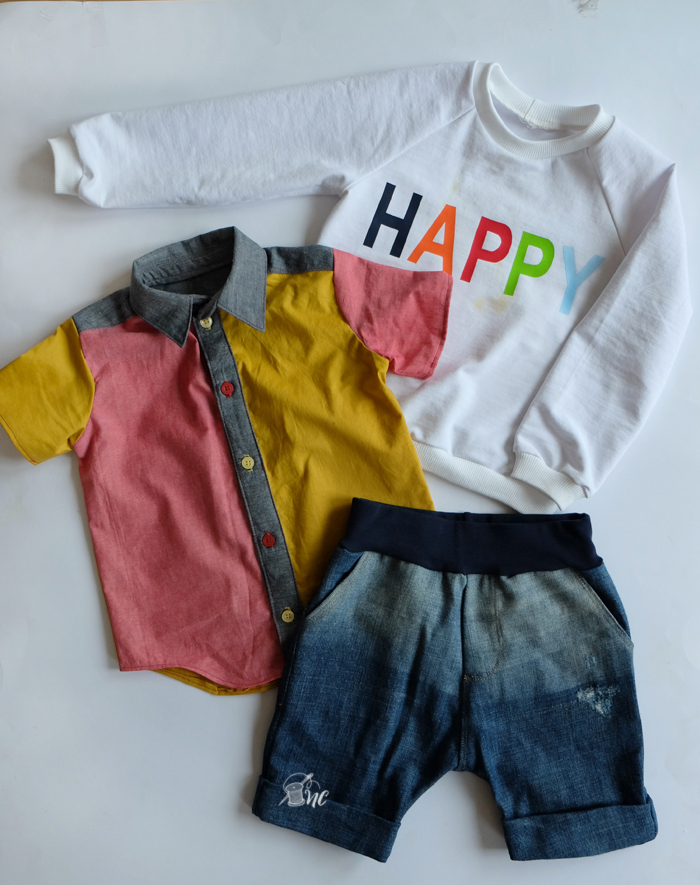 Project Run and Play, Season 11, Signature Style: Color Me Happy by Näh-Connection