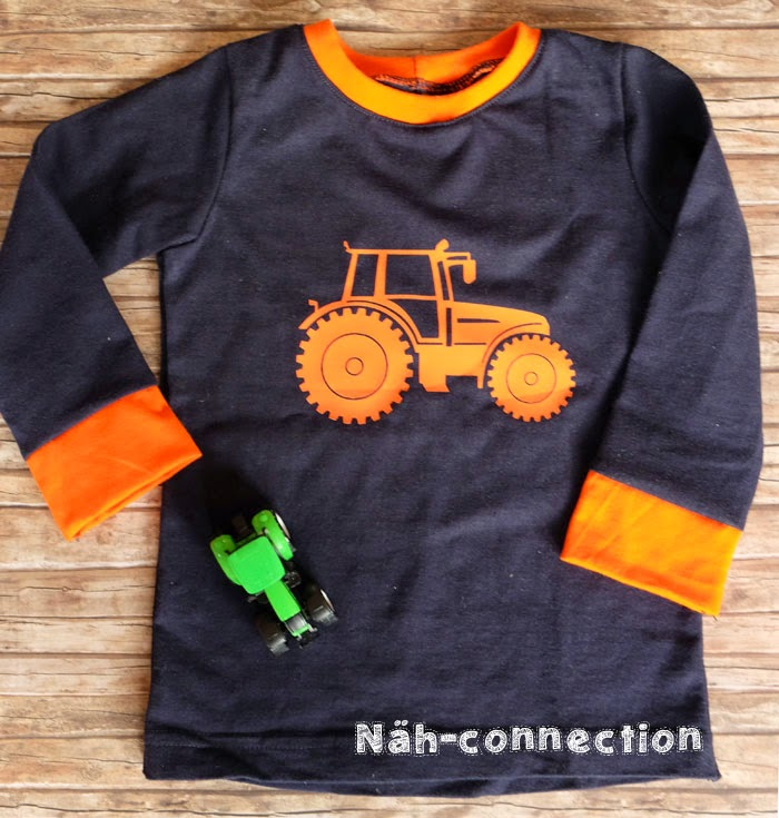 4 ways to add interest to a plain old tee (a collection by Näh-Connection): iron-on vinyl