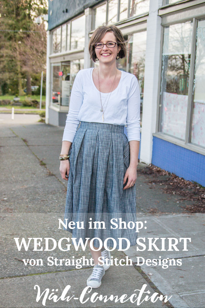 Neu im Shop: Wedgwood Rock von Straight Stitch Designs - auf deutsch nur bei Näh-Connection