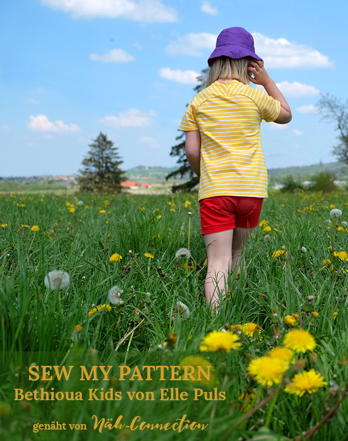 Sew My Pattern: Bethioua Kids von Elle Puls genäht von Näh-Connection