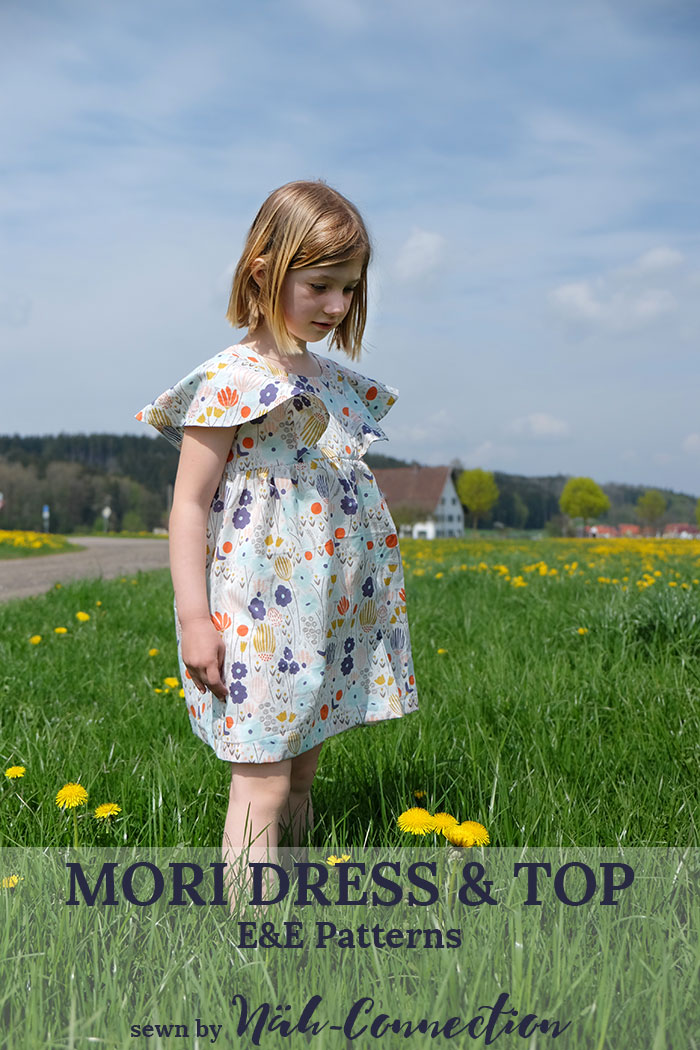 Mori Dress and Top by E&E Patterns