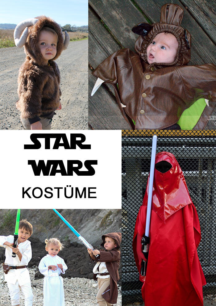 Star Wars Nähnerdinspiration: Kostüme