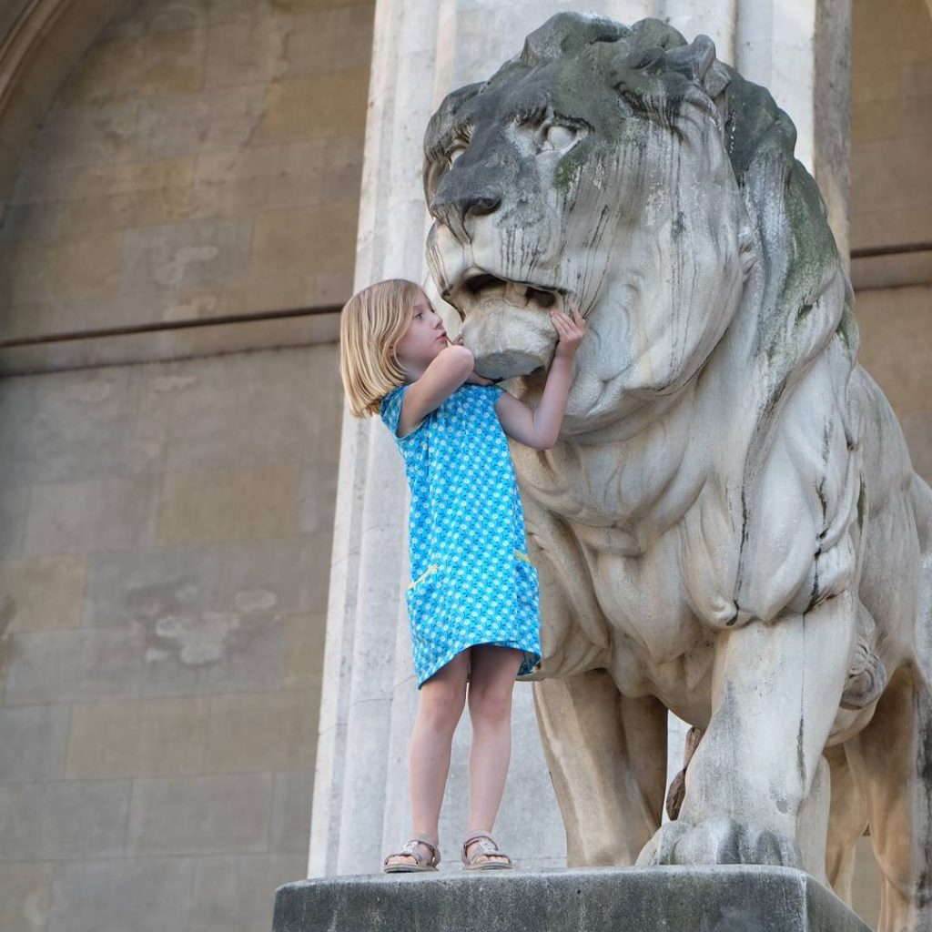 Visiting a city together with kids can be exhausting Howeverhellip