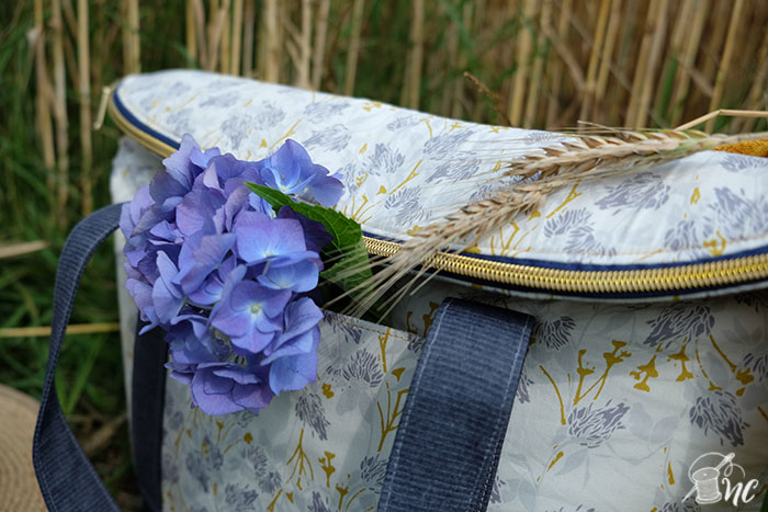 Näh-Connection | Forest Floor Blog Tour (Bonnie Christine for AGF): Senna Tote