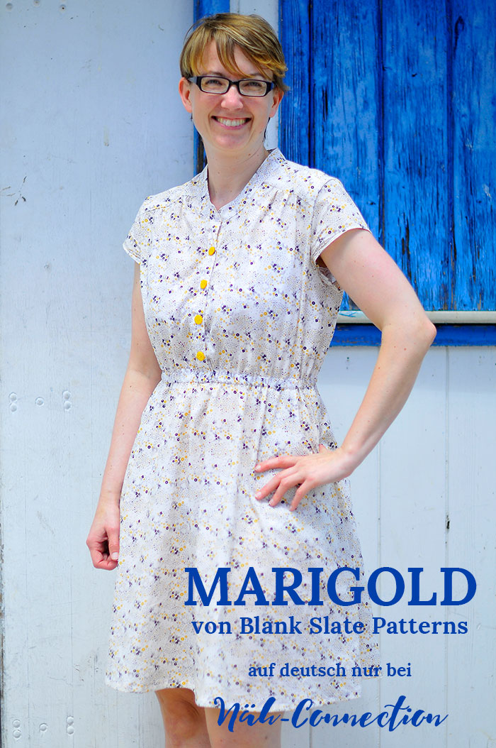 Marigold (Blank Slate Patterns), genäht von Näh-Connection (auf Deutsch im Näh-Connection Shop)