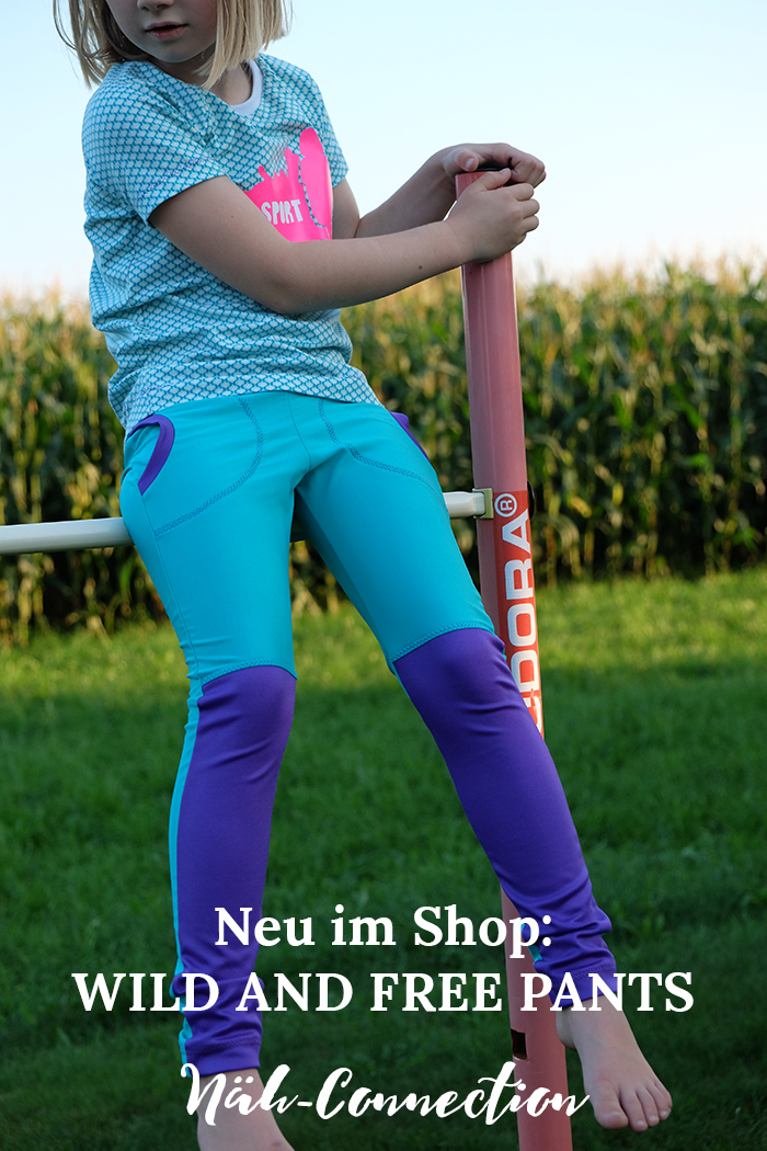 Neu bei Näh-Connection: Wild and Free Lounge Pants