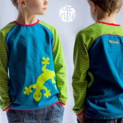 Bethioua Kids: Pdf Pattern in english translation (Näh-Connection Shop)