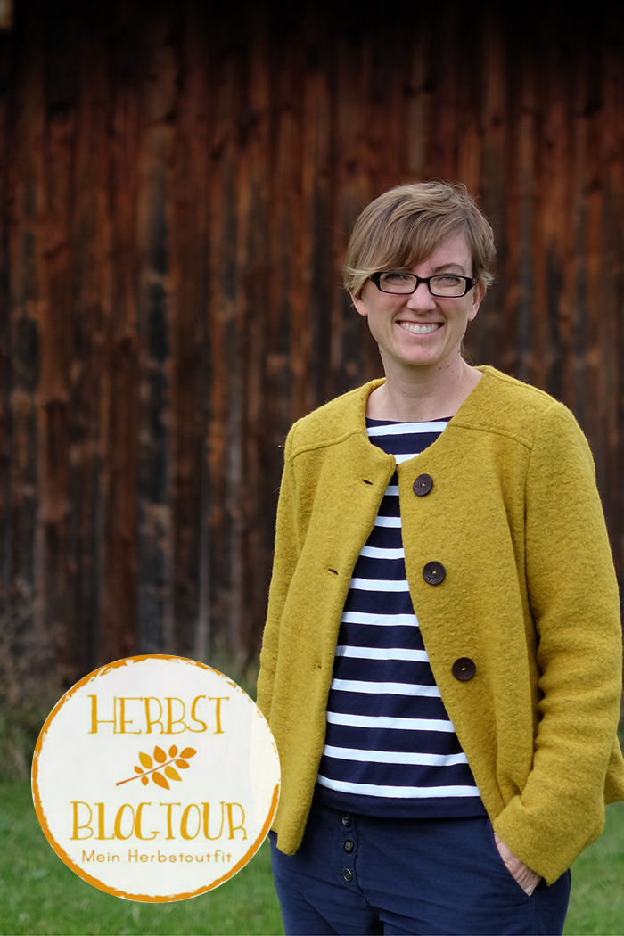 Näh-Connection | Mein Herbstoutfit: Ninot Jacket und Timpe Tee