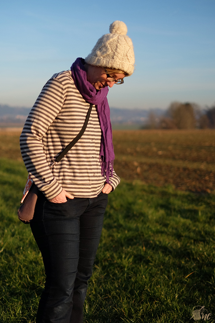 Itch to Stitch Holiday Blog Tour: Lisbon Cardigan | Näh-Connection