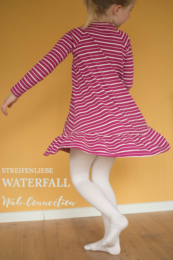Näh-Connection | Streifenliebe Waterfall Raglan (Ebook von Chalk and Notch auf Deutsch bei Näh-Connection)