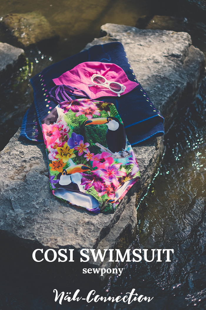Näh-Connection| Cosi Swimsuit (Ebook von sewpony, auf Deutsch nur bei Näh-Connection)