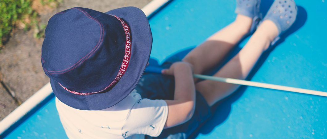 Sommerstyle: Fedora Hat und Perfect Polo