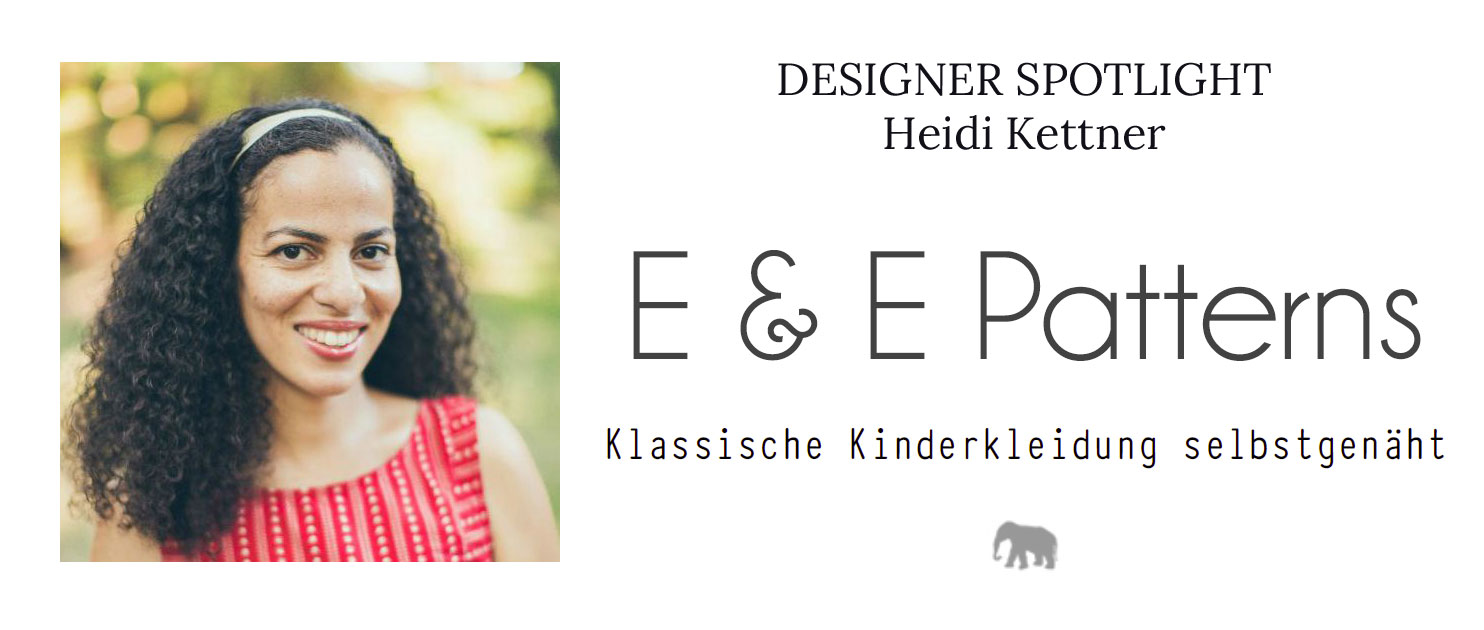 Designer Spotlight: Heidi Kettner - E&E Patterns