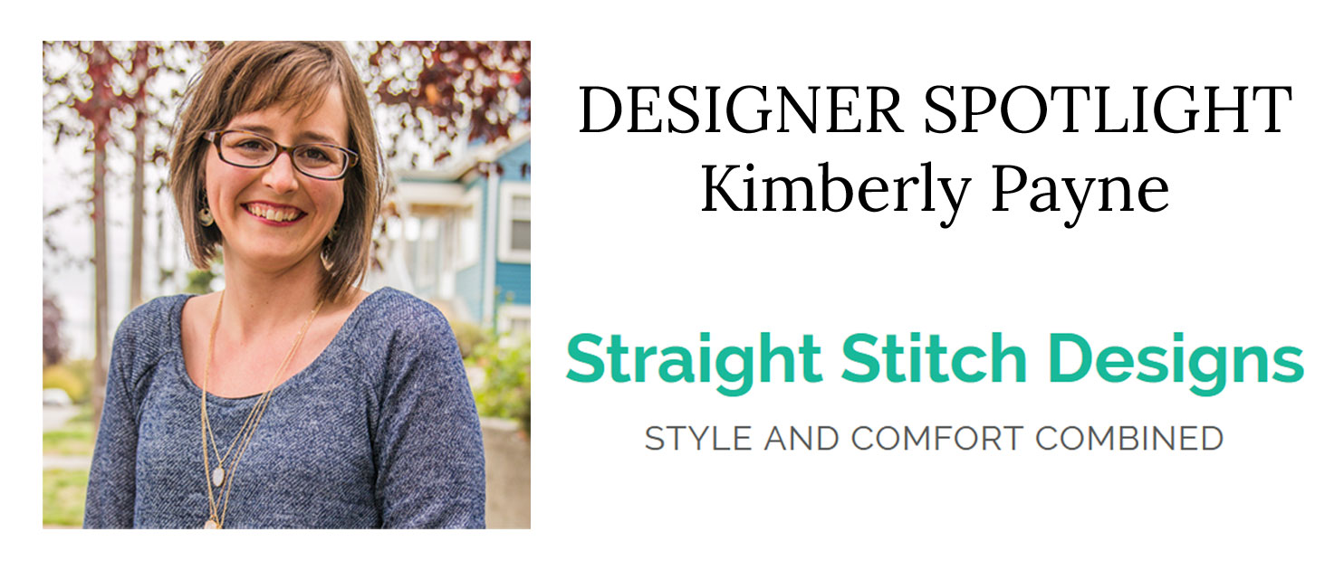 Designer Spotlight: Kimberly Payne - Straight Stitch Designs