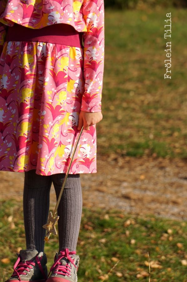 Ponderosa Dress (Ebook von Elegance and Elephants, auf Deutsch nur bei Näh-Connection): Designbeispiel von Froelein Tilia