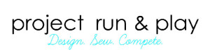 I'm competing on Project run and Play