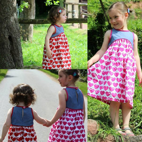 Blueridge Dress von Hello Holli Designs: auf deutsch nur bei Näh-Connection