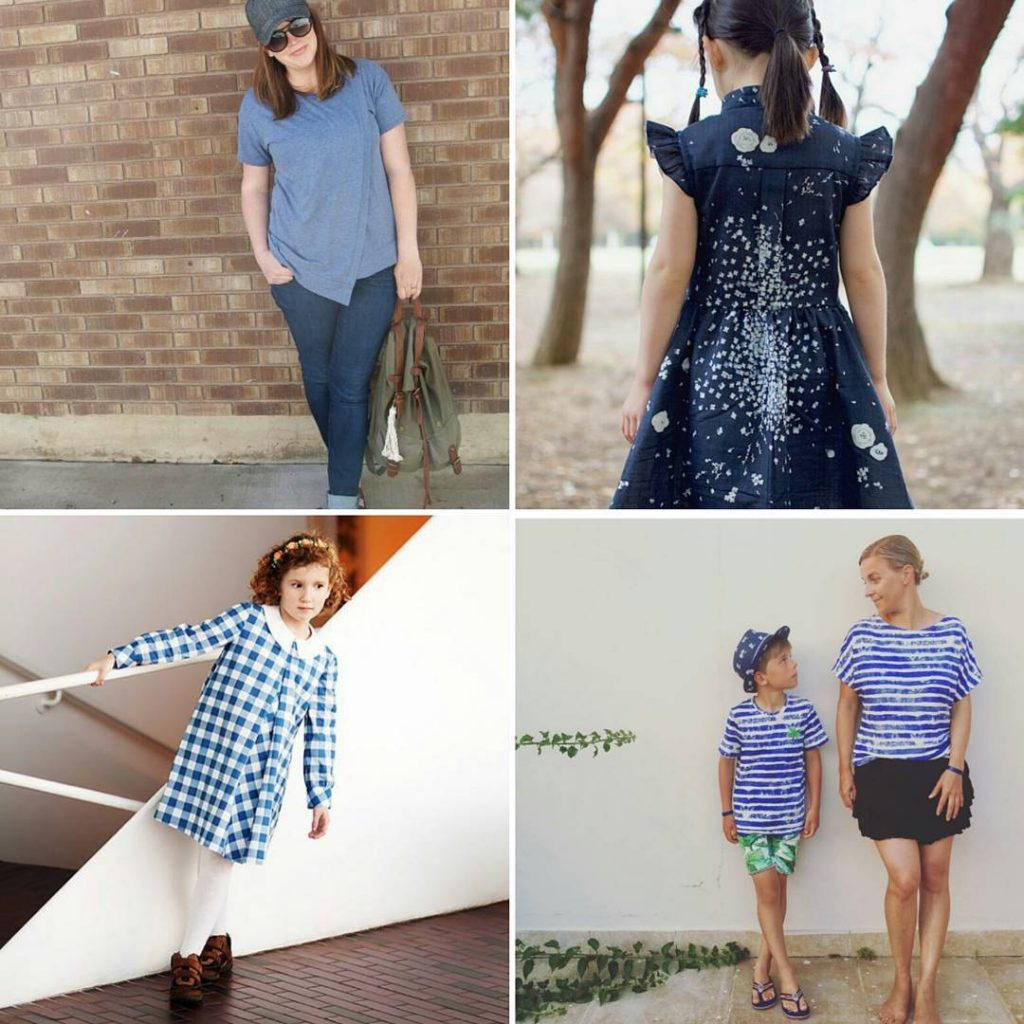 Today i join 4 fabulous sewing bloggers for a funhellip