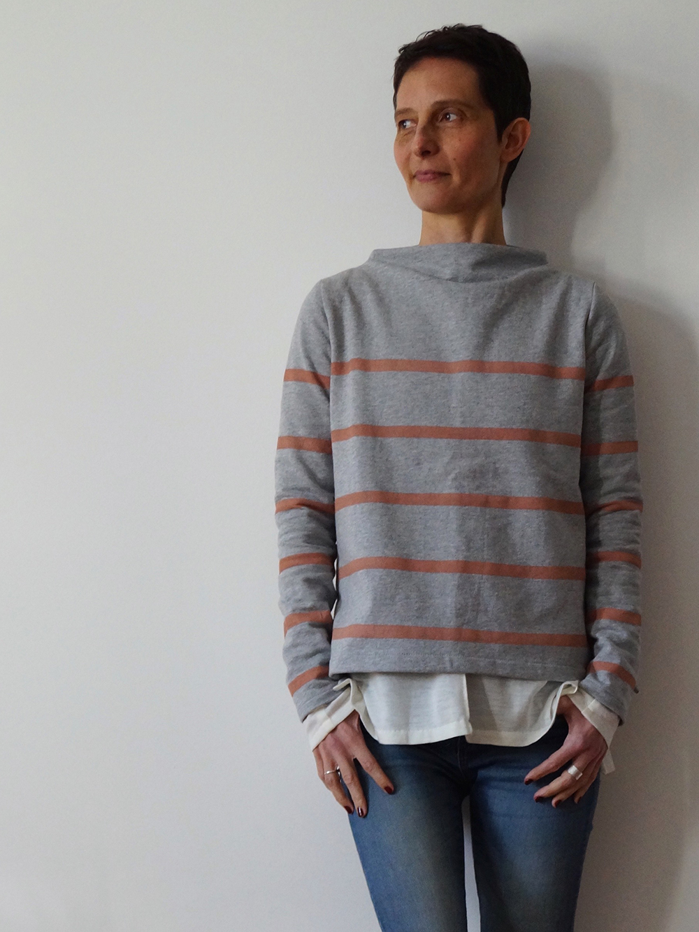 Näh-Connection: Toaster Sweater #2 (auf Deutsch nur bei Näh-Connection) - Designbeispiel von Lulus bunte Welt