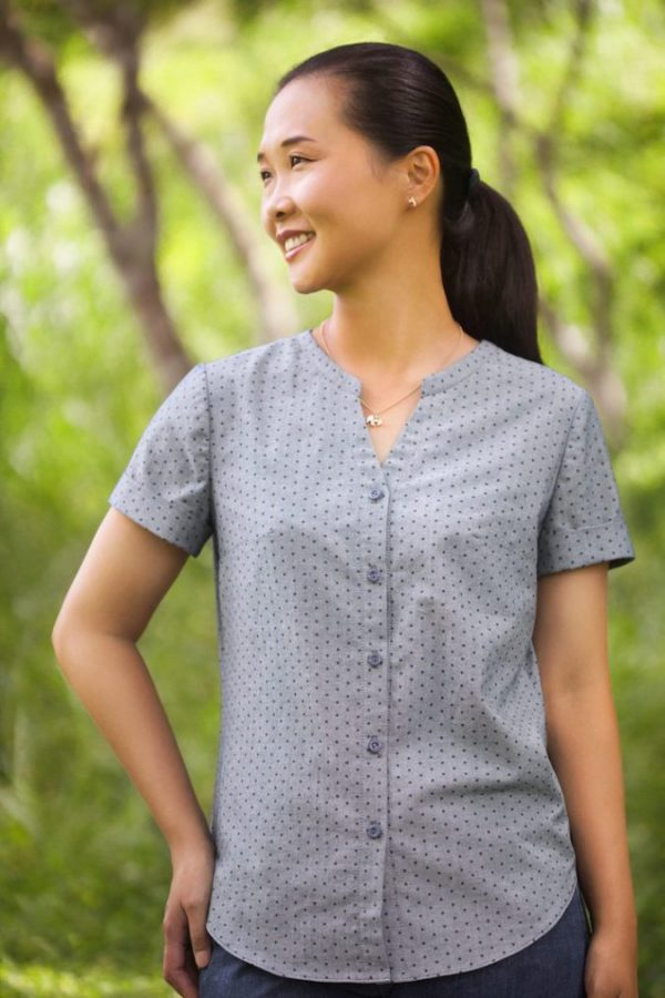 Bonn Shirt and Dress (Ebook von Itch to Stitch, auf Deutsch bei Näh-Connection)