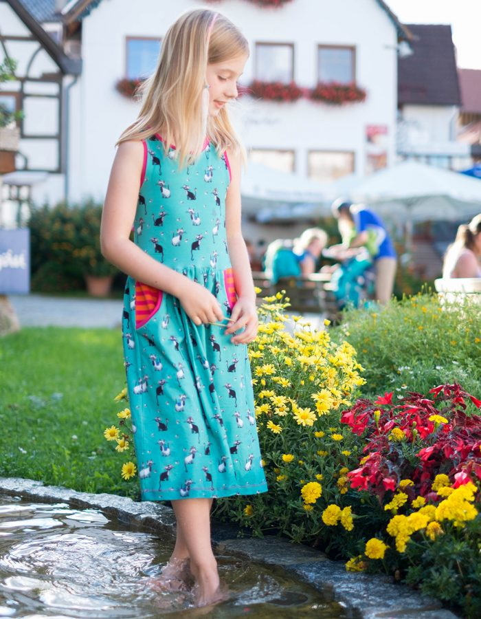 Soleil Dress (Ebook von baste and gather, auf Deutsch nur bei Näh-Connection)
